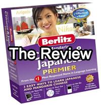 Berlitz Chinese & Japanese Premier Review