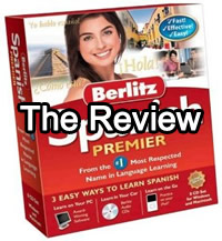 Berlitz Spanish Premier Review - Language Software