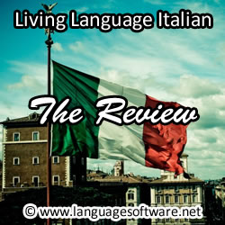 Living Language Italian - The Review