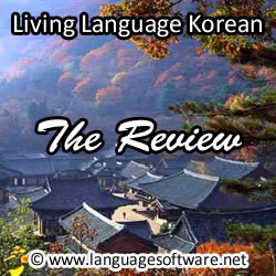 Living Language Korean - The Review