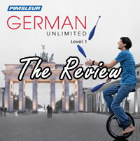 Pimsleur German - The Review