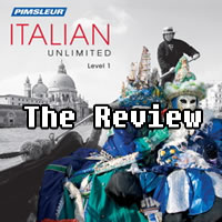 Pimsleur Italian - The Review