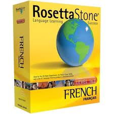 rosetta stone french box shot