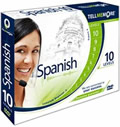 Tell Me More Spanish small box